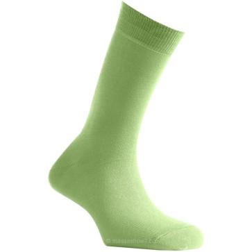 mi-chaussettes-vert-anis-mixtes-en-coton-couleur-fabriquees-en-france